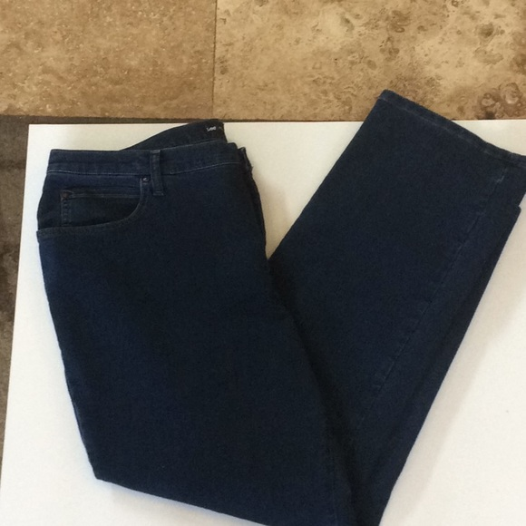 e0ef9b89ce8 Lee Denim - Lee Relaxed Fit 1889 Jeans 20W Medium